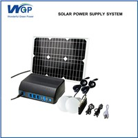 No Memory Effect Lithium Cell Solar Battery Solutions for Home Use
