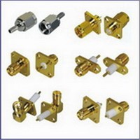 High Quality SMA RF Coaxial Connectors for Cable