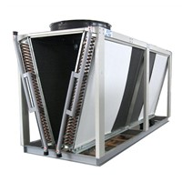 Dry Cooler High Efficiency Energy Recovery