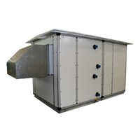 Roof Top Package Unit with Energy Recovery System Higher Ventilation Capacity