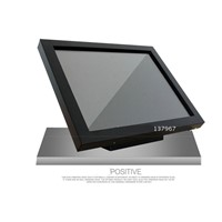 Capacitive / Resistive LCD Touch Screen Monitor, Interface Self Service Kiosk with WiFi 19 Inch