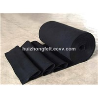1mm 180gsm White Polyester Non Woven Felt in Rolls