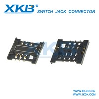 Simple Jack Clamshell Jack Connector
