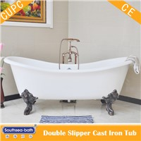 Antique Clawfoot Cast Iron Bathtubs