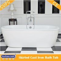 Skirted Cast Iron Bathtubs for Sale