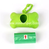Degradable Pet Dog Waste Poop Bag with Printing Doggy Bag