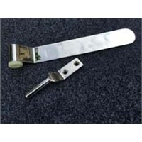 SS304 Strap Hinge, Used for Trailer HingesVehicle Carriage