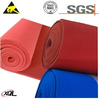 High Density Sponge Sheet Silicone Rubber Foam Sheet