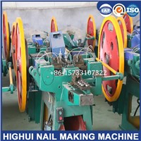 China High Speed Low Noise Z94 Type Carbon Steel Nail Making Machine