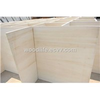 Paulownia Edgeglued & Finger-Jointed Panel