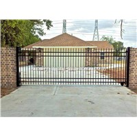 Good Quality Chain Link Slide Gates