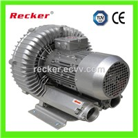 3KW 220/380V Single Stage Ring Blower, Regenerative Blower