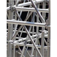 Button Scaffold by Hot Dipped Galvanized Pipe