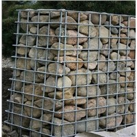 High Quality Galvanized Welded Gabion Cage Box