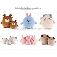 China Manufacturer Plush Toy Animal Stuffed Toys Promotional Gifts