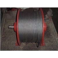 Electric Grooved Winch for Marine Drilling Rig Boat Crane Pulling & Mooring