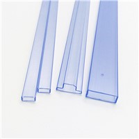 Extruded Plastic Packaging Tubes & PVC Transparent Plastic Packaging Tubes for IC