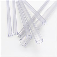 PVC Hard Clear IC Shipping Tubes