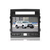 TOYOTA Cool Road Ze 10.1 Inches Android System Large Screen GPS Locator Navigation Integrated Machine