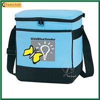 Heavy-Duty Thermal Insulated Picnic Cooler Bags Fashionable Food Insulated Lunch Bag for Lady