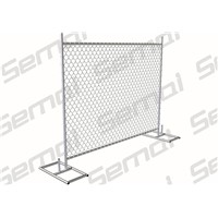 Galvanized Chain Link Fence Product