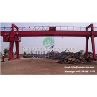 Mbh Gantry Crane with Electric Trolley