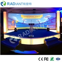 P2.5 Flexible HD Full Color Indoor Curved Flexible LED Module with Magnet