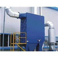 Pulse Jet Bag Filter for Cement Dust Collection