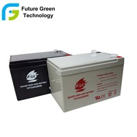 12V 12ah Solar UPS Sealed Rechargeable Lead Acid Battery