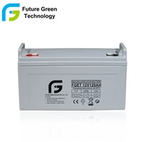 12V 120ah Lead Acid Solar Power System Storage Batteries
