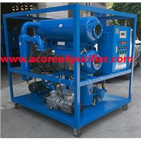 Vacuum Transformer Oil Dehydration Purification Plant