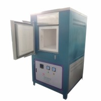Industrial Electric Heating Treatment Muffle Furnace with 500x500x500mm