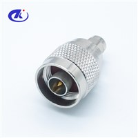 RF Connector N Male To SMA Male Adapter