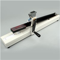 Tester for Yarn Dyed Textile Printing & Dyeing Cloth Toy Testing Machine Manual Rubbing Fastness Tester for Yarn Dyed