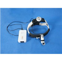 Surgical Battery Operated Headlamp Rechargeable Headlight