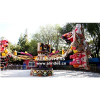 Factory Supply Theme Park Outdoor Equipment Thrill Energy Storm Rides, Energy Claw Rides for Sale