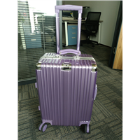 Luggage Spinner with Aluminum Frame