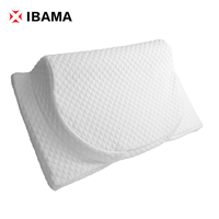 IBAMA Blood & Spirit Active Oxygen Ergonomic Memory Foam Pillow with Cool Gel, Adjustable Height & Helps You Sleep B