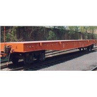 D70 Heavy Duty Flat Car Load Capacity 70t