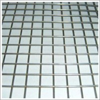 Square Hole Shape & Construction Wire Mesh Application Welded Wire Mesh Panels