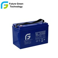 12V 100ah Long Life VRLA Power System Battery for Solar Panel