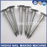 China High Speed Solid 1inch-3inch Common Iron Nail Making Machine