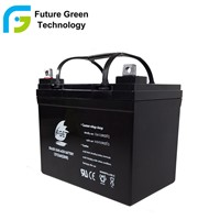 12V 33AH AGM Lead Acid Battery