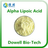 Pharmaceutical Raw Materials Alpha Lipoic Acid