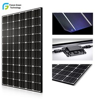 120W Mono PV Power Photovoltaic Solar Module Panel