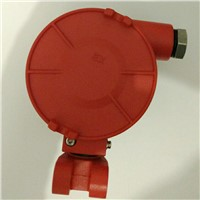 Dry Contact Explosion-Proof UV Flame Detector UV Fire Alarm with Relay Output EXdIICT6