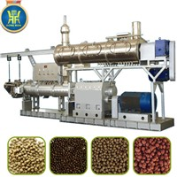 Fish Feed Machine Wet Type Floating Fish Feed Pellet Machine