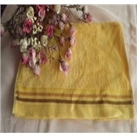 Striped Face Towel Has Natural Antibacterial, Antimicrobial, Bactericidal Effect