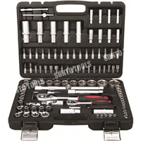 SOCKET SET 108PC 1/4