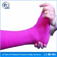 Medical Surgical First-Aid Fiberglass Casting Tape for Leg Arm